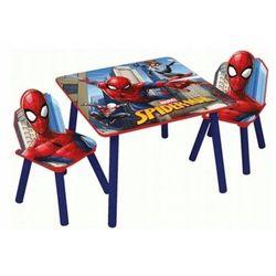 Spiderman Stolik i 2 krzesełka