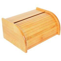 Delhan Chlebak drewniany odelo pojemnik na pieczywo od7049