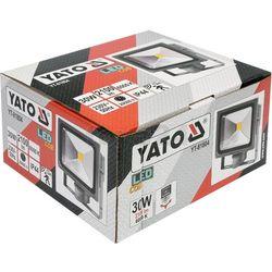 Reflektor diodowy z czujnikiem ruchu 30w 2100lm cob yt-81804 - zyskaj rabat 30 zł marki Yato