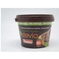 Krem kakaowo - orzechowy ze stewią  200g wyprodukowany przez Torras