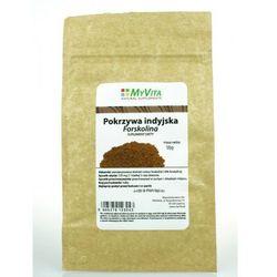 Pokrzywa indyjska Forskolina 10 g (Myvita) - sprawdź w wybranym sklepie
