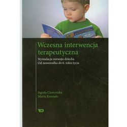 Wczesna interwencja terapeutyczna (kategoria: Pamiętniki, dzienniki i listy)