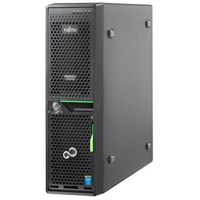 Fujitsu Serwer  tx1320 m2 4-core e3-1220v5 3.0ghz + 1x8gb ddr4 2133mhz + 2x240gb ssd sata hot plug