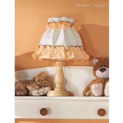 MAMO-TATO Lampka Nocna Śpioch w hamaku brzoskwiniowy z kategorii oświetlenie dla dzieci