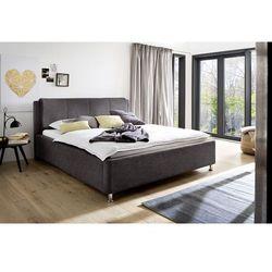 Elpasso łóżko z pojemnikiem tapicerowane 180x200 marki Mc akcent