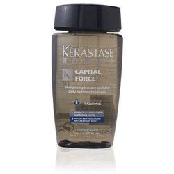 KERASTASE Homme Bain Capital Force Kąpiel do wosów z tendencją do upieżu 250 ml