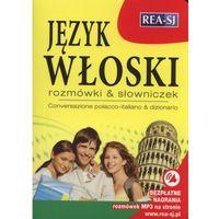 J.włoski Rozmówki & słowniczek - Zostań stałym klientem i kupuj jeszcze taniej (9788379930494)