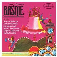 Baśnie (CD) - Jan Kobuszewski, Krzysztof Kolberger, Irena Kwiatkowska, towar z kategorii: Piosenki i bajki dl