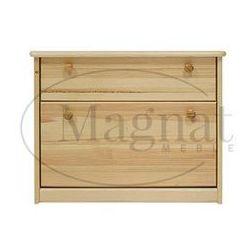 Szafka na buty drewniana nr19 marki Magnat - producent mebli drewnianych i materacy