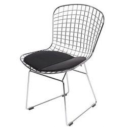 Dziecięce krzesło luis - czarne marki Producent: elior