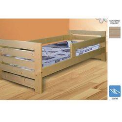 łóżko dziecięce weronika 80 x 160 marki Frankhauer