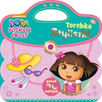 Dora poznaje świat Torebka stylistki - Jeśli zamówisz do 14:00, wyślemy tego samego dnia. Darmowa dostawa,