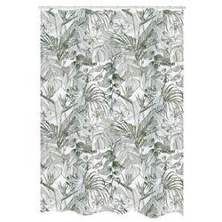 Zasłonka prysznicowa Jungle 180 x 200 cm (7610583201584)