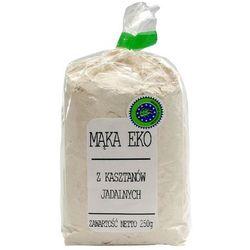 Mąka z kasztanów jadalnych bio 250g od producenta La casa del gusto
