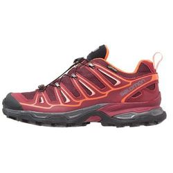 Salomon X ULTRA 2 GTX Półbuty trekkingowe fig/tibetan red/flame (0889645195520)