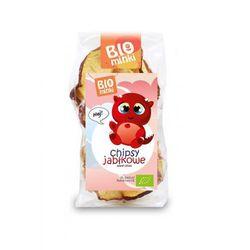 Chipsy jabłkowe BIO dla dzieci 30g - produkt z kategorii- Bakalie, orzechy, wiórki