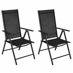 Elior Składane krzesła ogrodowe safari 2 szt.