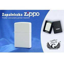 Zapalniczka ZIPPO Regular White Matte ()