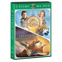 Galapagos films Pakiet pełen przygód! 2 filmy dvd (2 dvd)  7321999316068