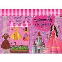 Magiczne teczki - Księżniczki i królewny ARTI (22 str.)