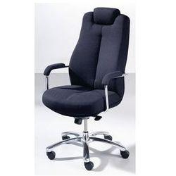 Krzesło obrotowe dla operatora,krzesło do stanowisk koordynacyjnych, obicie z materiału marki Nowy styl