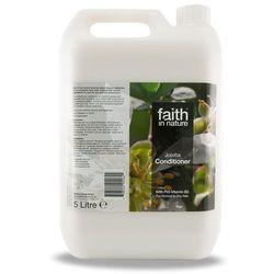 Organiczna odżywka do włosów Jojoba 5 litrów - Faith In Nature (0708002900624)