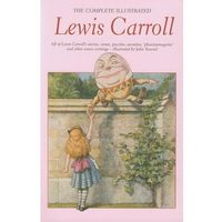 Complete Illustrated Lewis Carroll, oprawa miękka