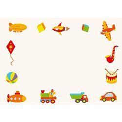 Tablica magnetyczna suchoscieralna dla dzieci zabawki 122 marki Wally - piękno dekoracji