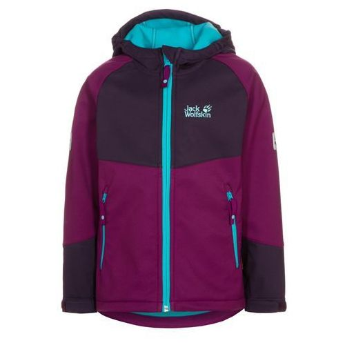 Jack Wolfskin COLD MOUNTAIN Kurtka Softshell mallow purple