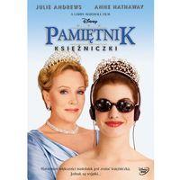 Pamiętnik księżniczki (dvd) marki Galapagos