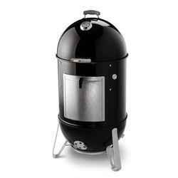 Wędzarka Weber węglowa grillowa Smokey Mountain Cooker 47cm - czarna oferta ze sklepu 4prestige