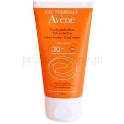 Avene Sun Sensitive ochronny krem tonujący do twarzy SPF 30 + do każdego zamówienia upominek. - produkt