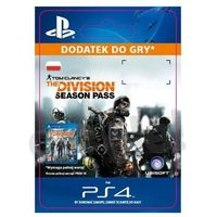 Sony Tom clancy's the division - season pass [kod aktywacyjny] (0000006200119)