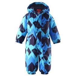 Kombinezon 1cz Reima ReimaTec PIRTTI granatowo-niebieski - produkt z kategorii- Kombinezony dla dzieci
