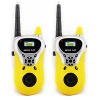 Dwie Krótkofalówki (walkie talkie) do 100 metrów.