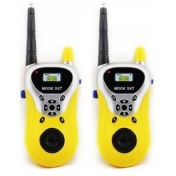 Dwie krótkofalówki (walkie talkie) do 100 metrów. od producenta S.t.i. ltd.