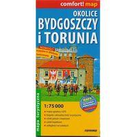 Comfort!map Okolice Bydgoszczy i Torunia 1:75 000