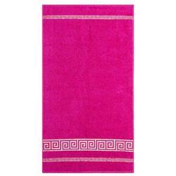 Night in Colours Ręcznik kąpielowy Ateny różowy, 70 x 140 cm, 70 x 140 cm, kup u jednego z partnerów