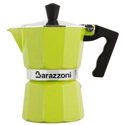 Kawiarka la caffetiera zielona na 3 filiżanki marki Barazzoni