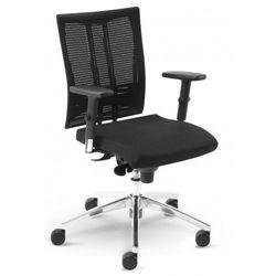 Krzesło obrotowe @-MOTION r15k steel33 chrome - biurowe z regulacją głębokości siedziska, fotel biurowy, obrotowy, -MOTION R15K steel33 chrome