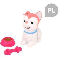 Cobi Little Live Pets piesek w koszyku różowy - produkt dostępny w Satysfakcja