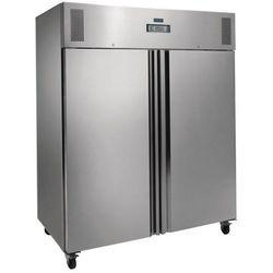 Szafa mroźnicza 2-drzwiowa | -18 do -22°c | 1300l | 1485x835x(h)2010 mm marki Polar refrigeration