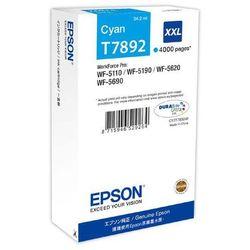 Epson Tusz C13T789240 Cyan/ do WF-5xxx Series, kup u jednego z partnerów