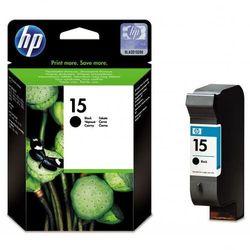 HP tusz Black Nr 15, 15D, C6615DE
