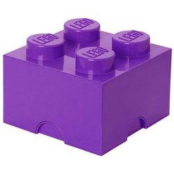 Pojemnik lego 4 fioletowy - lego pojemniki marki Room copenhagen