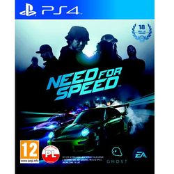 Need for Speed - gra PS4