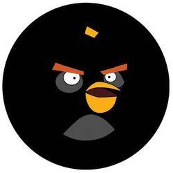 Dekoracyjny opłatek tortowy angry birds - 20 cm - 6 marki Modew