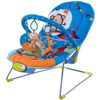 Leżaczek cyrk Sun Baby BR2A-B90035 (5907478648930)