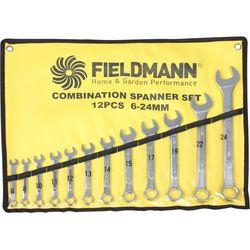 Zestaw kluczy płasko-oczkowych FIELDMANN 1010