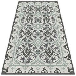 Piękny dywan zewnętrzny piękny dywan zewnętrzny geometryczna abstrakcja marki Dywanomat.pl